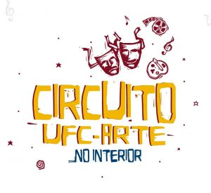 Logo do Circuito UFC-Arte no Interior